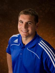 Coach Reed Maltbie