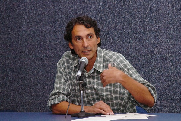 Photo of Dr. Angelo Segrillo