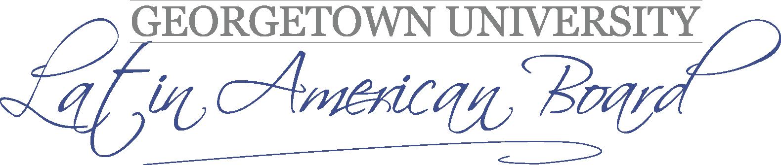 Latin American Board Logo