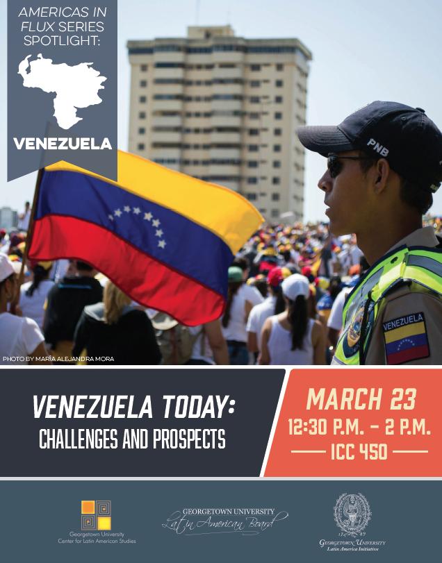 Volante Venezuela Evento