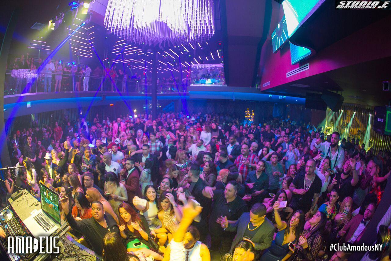 Secreto Live at Amadeus Nightclub in Queens