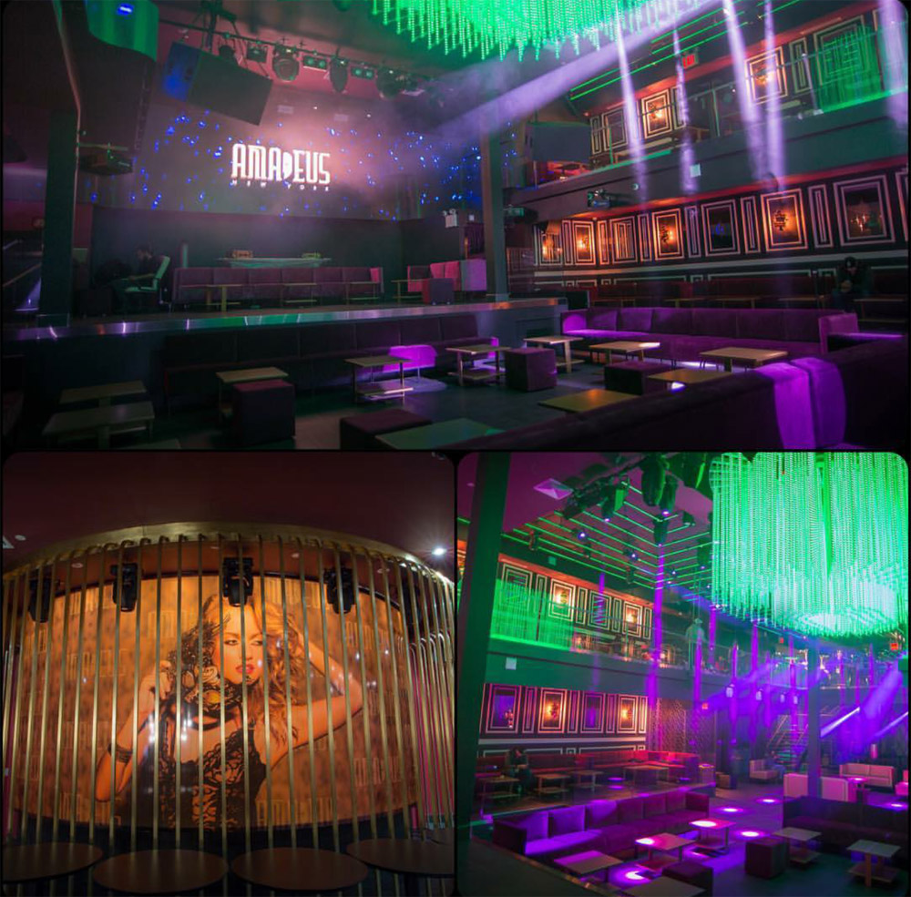 Amadeus Nightclub in Queens, NY