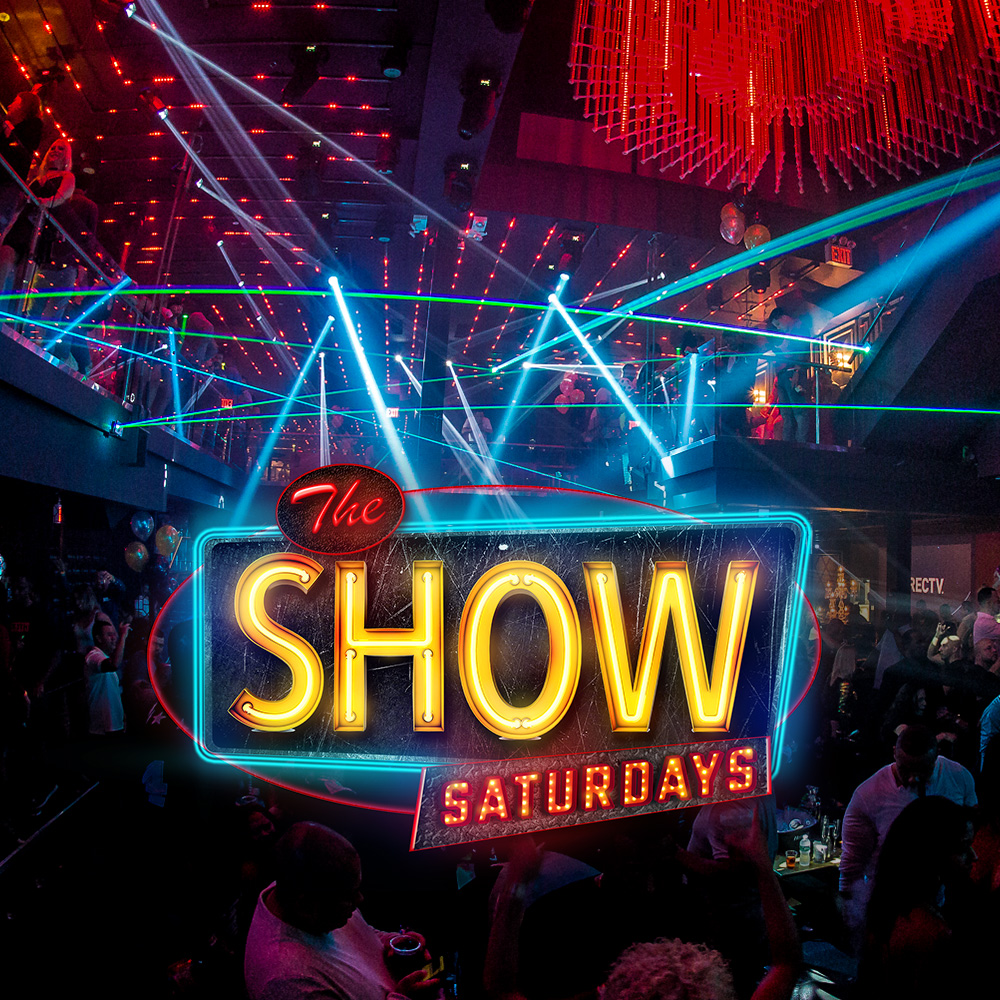 Show Saturdays @ Club Amadeus