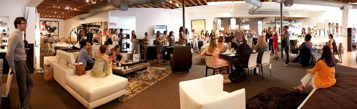 AMP women gather for Tea at Cantoni's - Melanie Lutz Speaks
