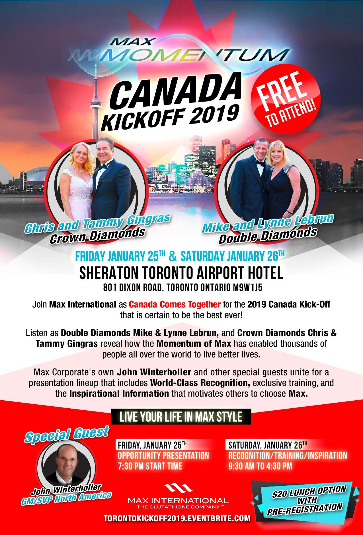 canadian kickoff 2019