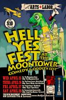 Hell Yes Improv Stages @ Moontower in Austin, Tx
