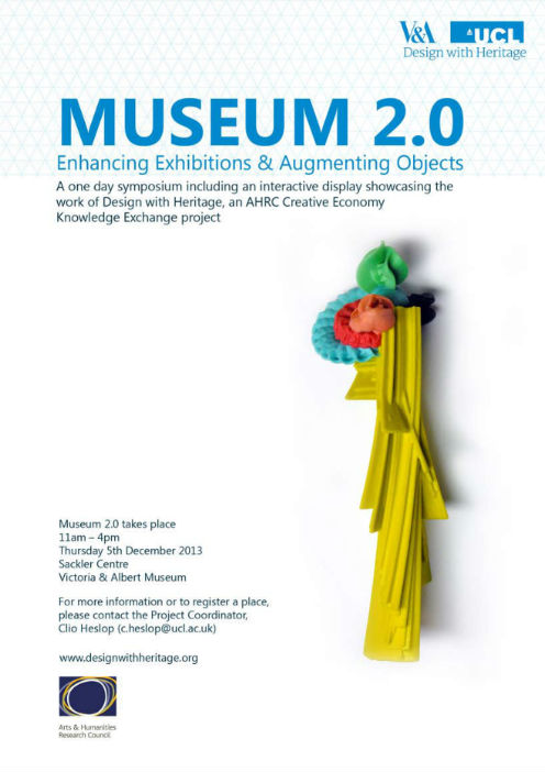 Museum 2.0 Poster