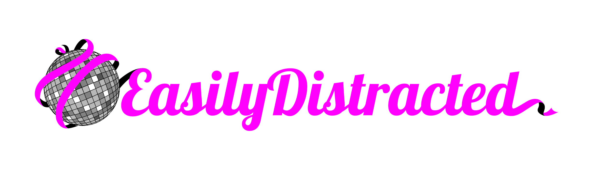 Easily Distracted logo