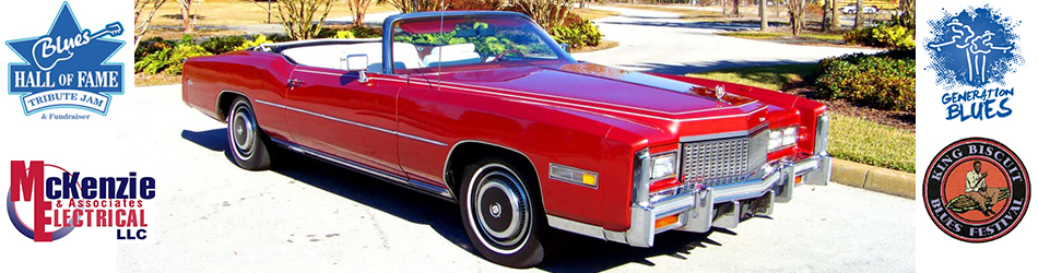 76 Classic Caddy Convertible