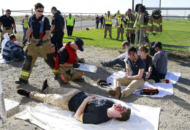 Airport Crash Exercise