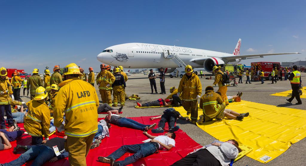Airport Crash Exercise 2