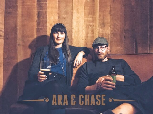 Villain and Saint Featured Artists Ara and Chase