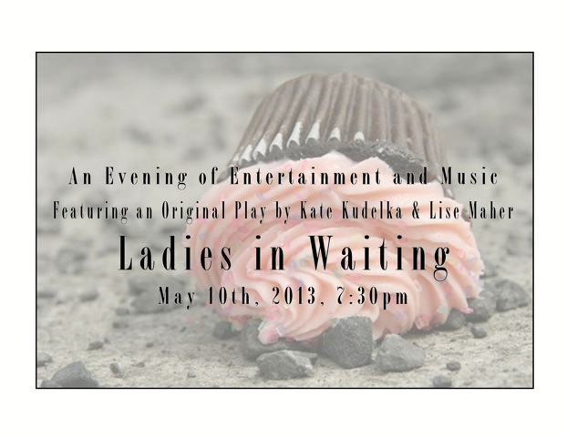 Ladies-in-Waiting Poster