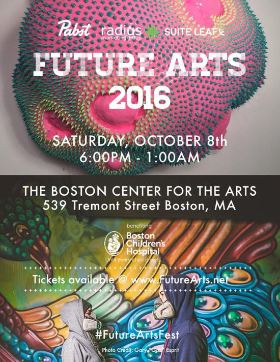Future Arts @ The Boston Center For The Arts