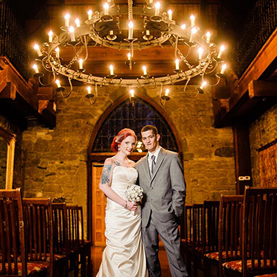 Great Hall Wedding/Reception Option