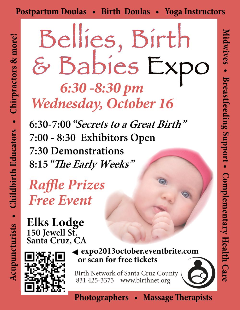 bellies birth & babies expo