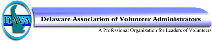 Delaware Association of Volunteer Adminsitrators