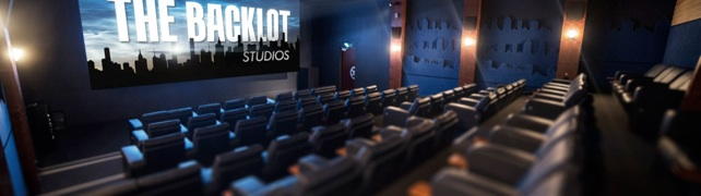 The Backlot Studio theatre