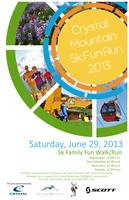 Crystal Mountain 5K Fun Run