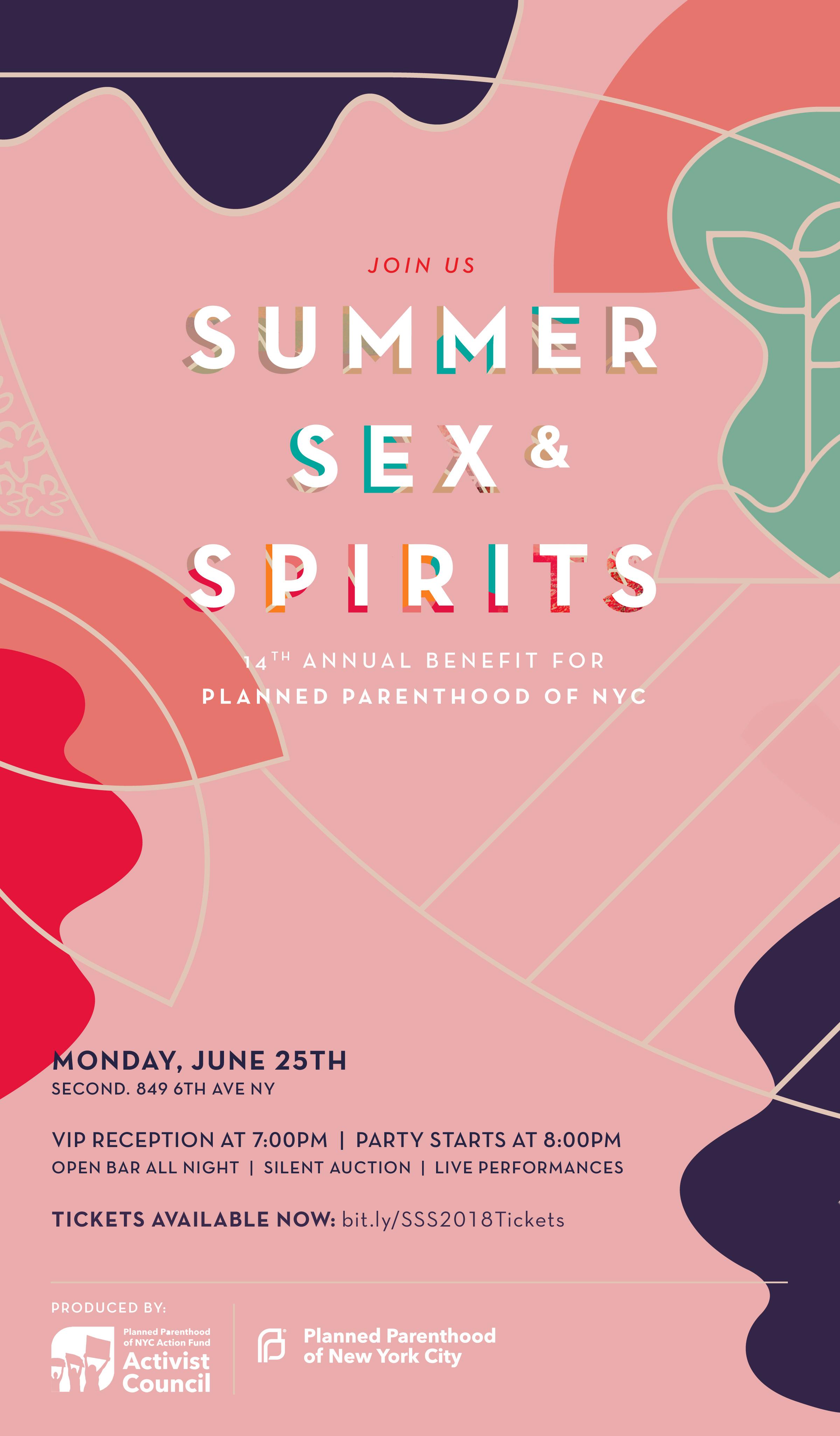 Summer, Sex and Spirits