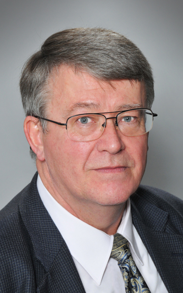 Tom Swanson, presenter of Notary Public seminar
