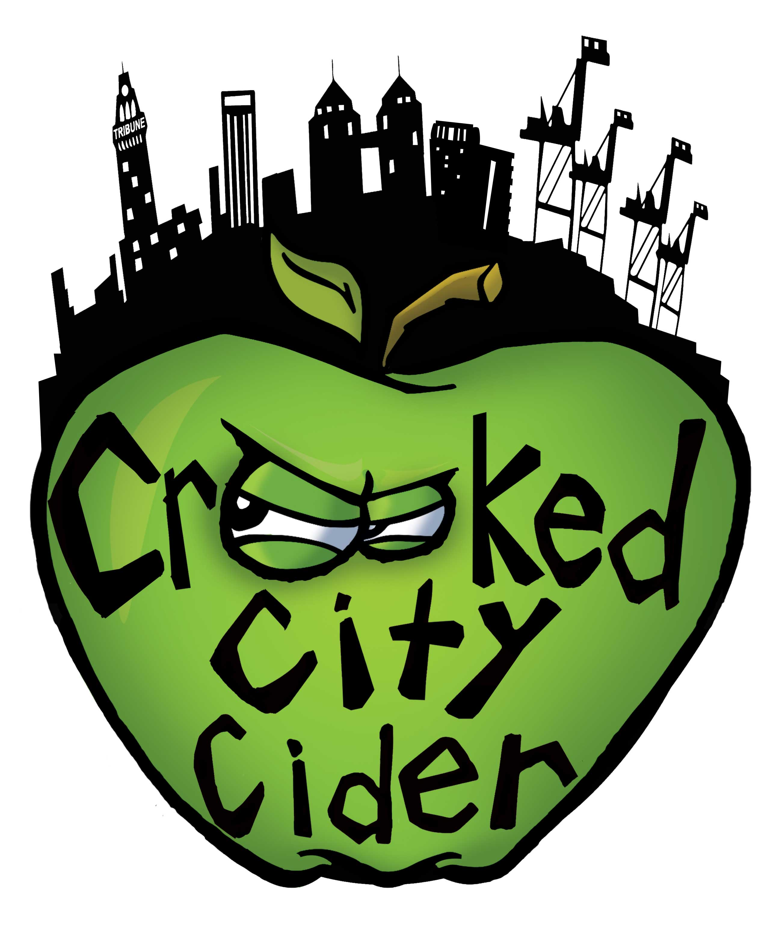 Crooked City Cider logo