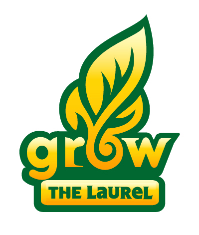 Grow Laurel Logo