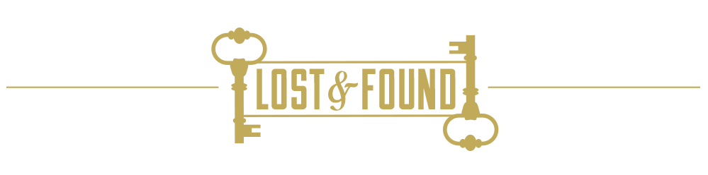 Lost & Found logo