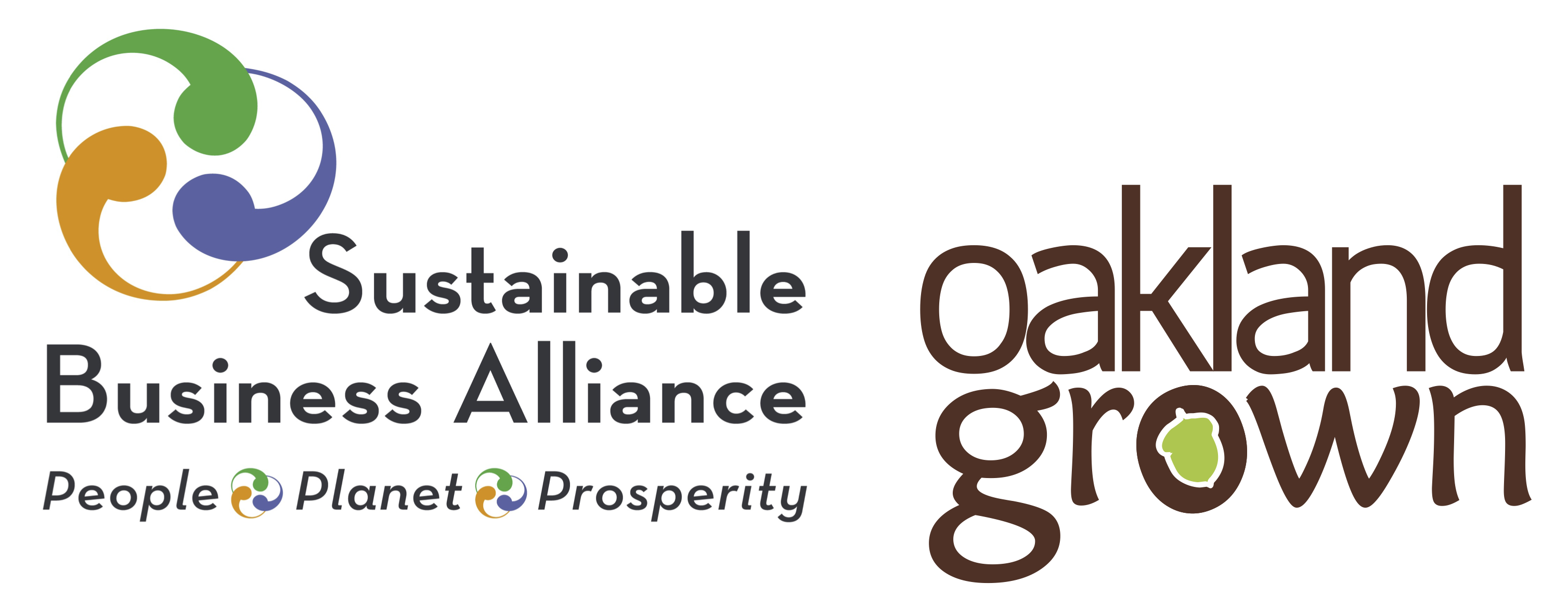 Sustainable Business Alliance and Oakland Grown
