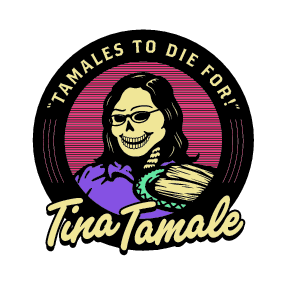 Tina Tamale logo
