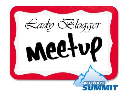 Lady Blogger Meetup Logo