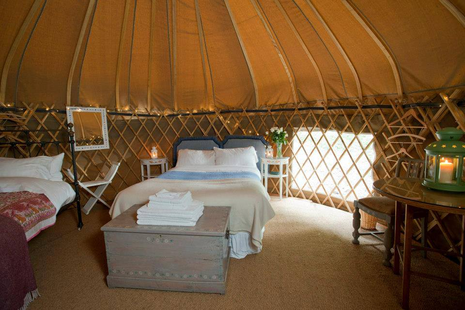 Stunning Furnished Yurt