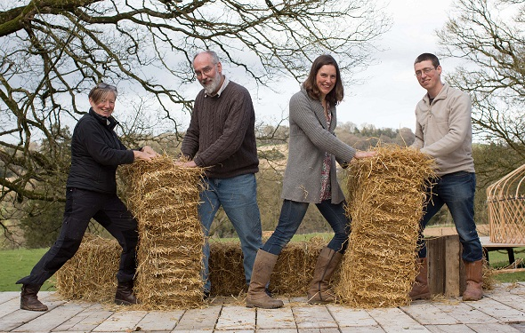 Strawbale Build Course Experts, Tutors and Project Management Team