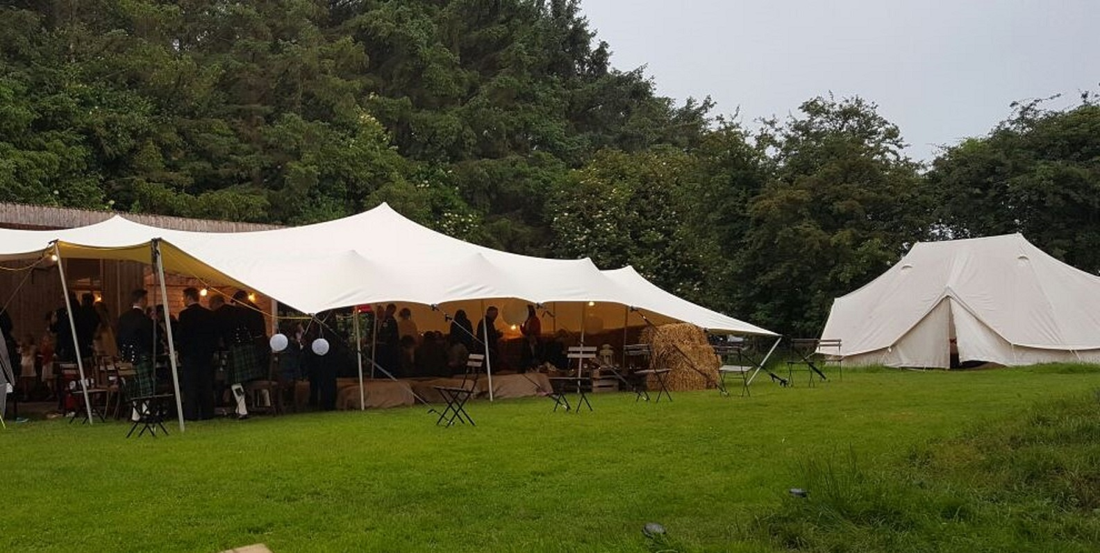 Rock Farm Event Tent