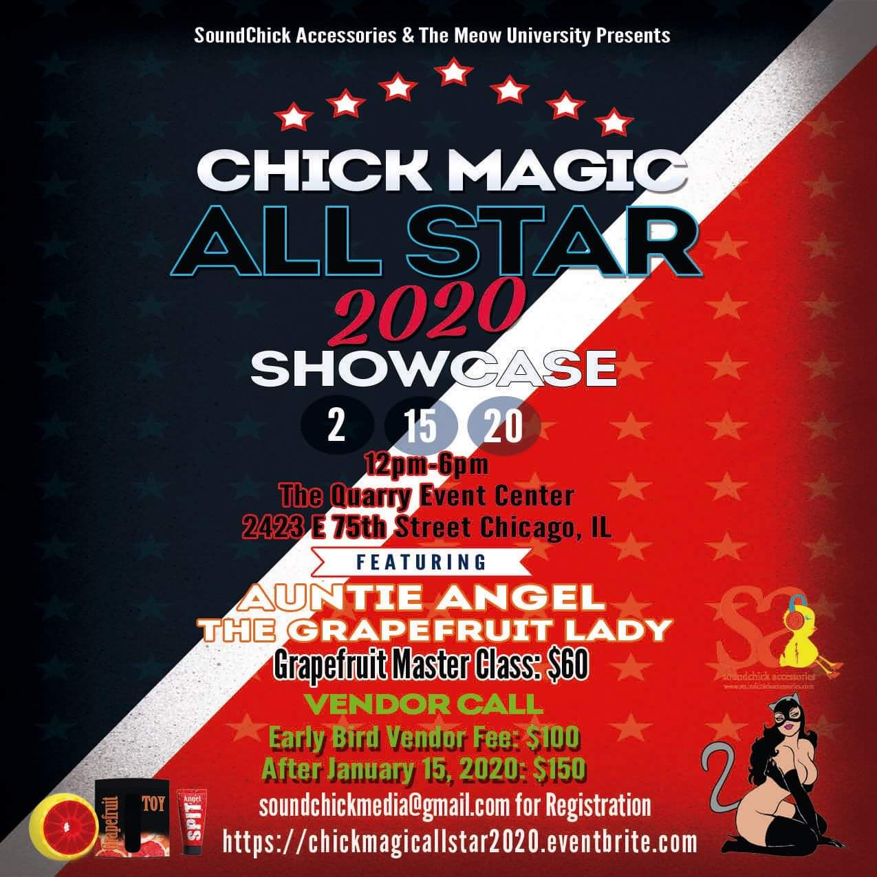 ChickMagic All-Star Weekend