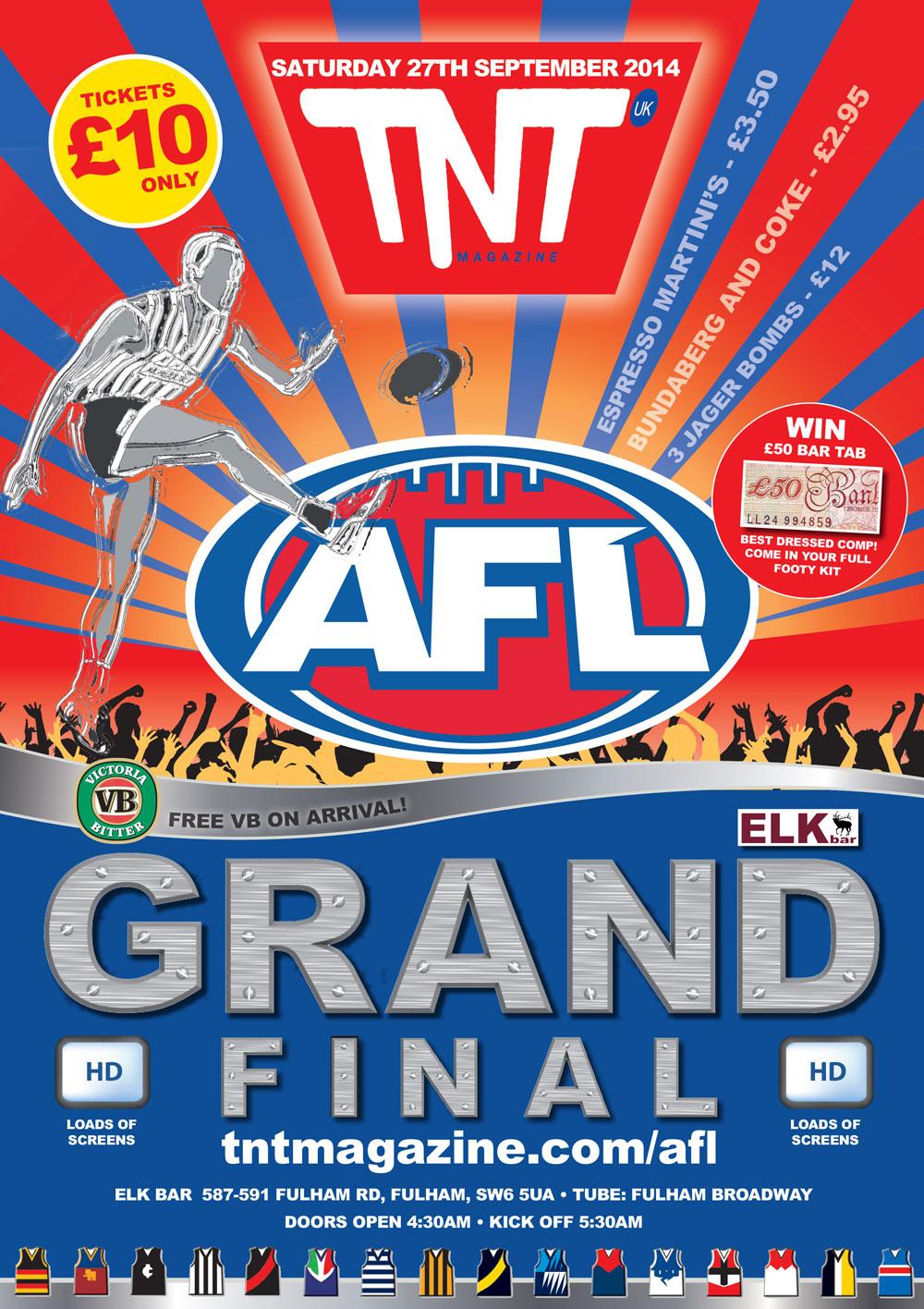 afl grand final tickets - photo #42