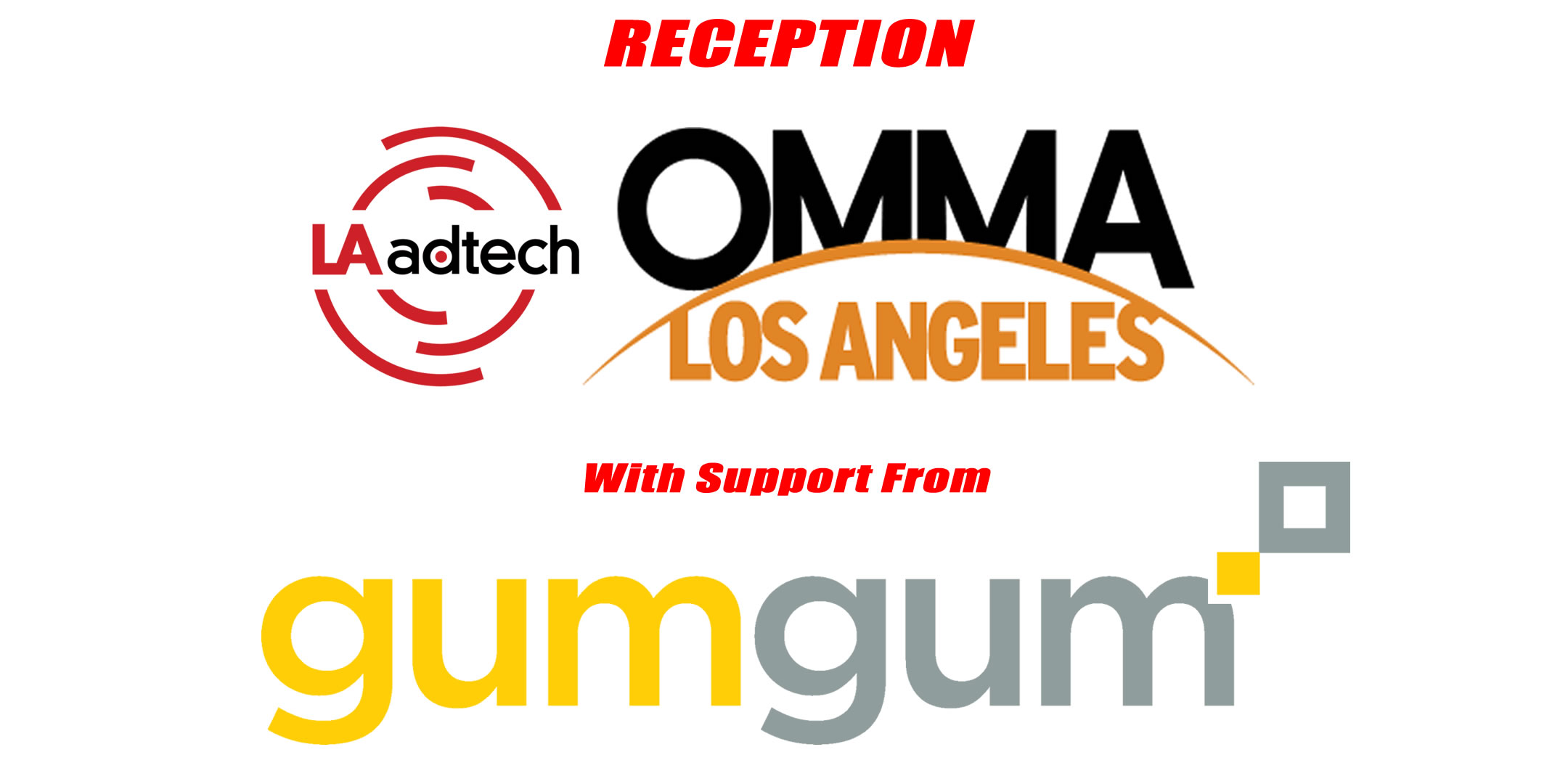 GumGum supports OMMA LA / LA AdTech reception