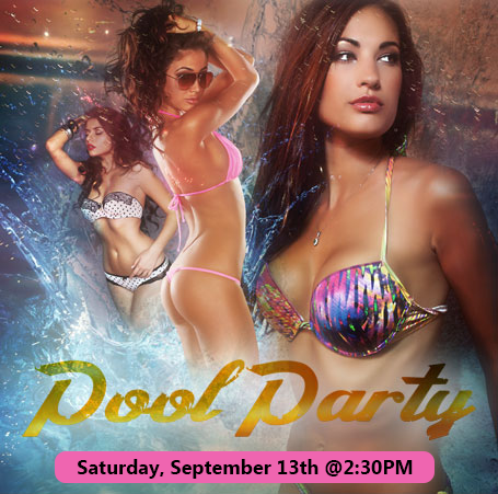 Pool Party at Men's Club of Dallas organized by Imprint Society