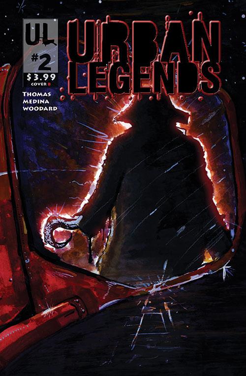 Urban Legends by Jeff Balke