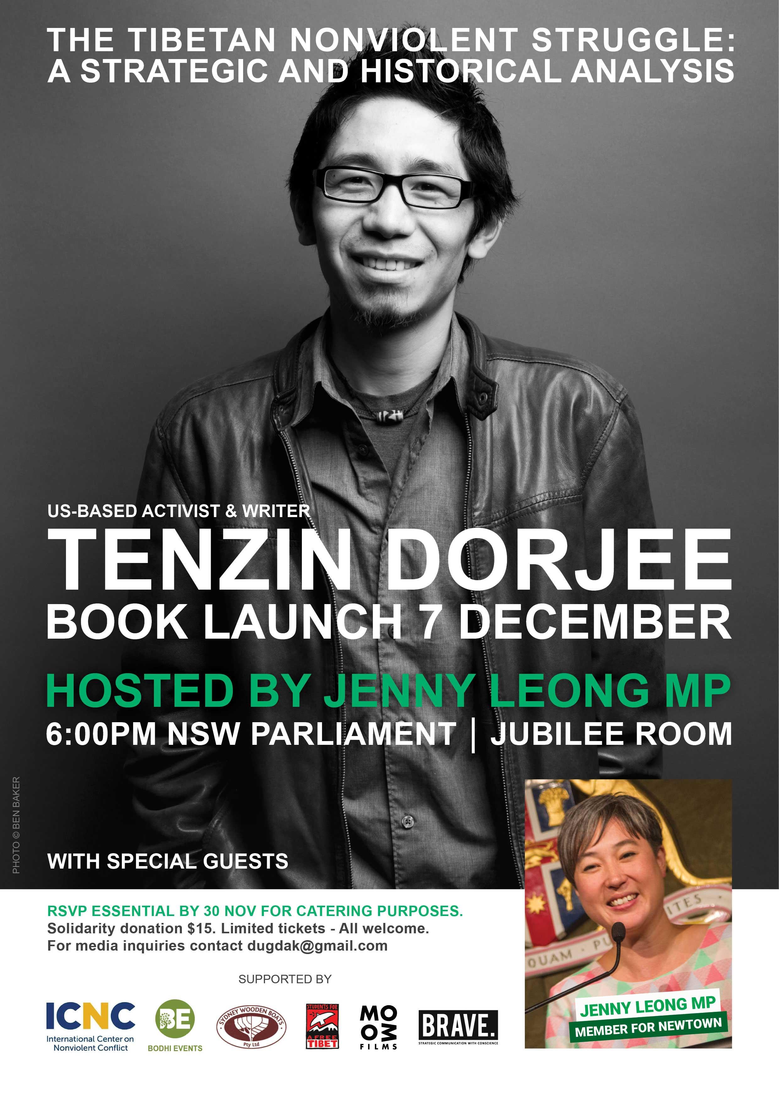 Tendor Book Launch