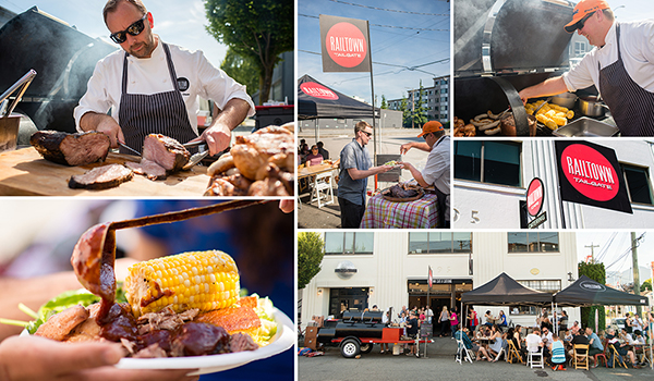 Railtown Tailgate Barbecue