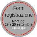 Form 19 e 20 settembre