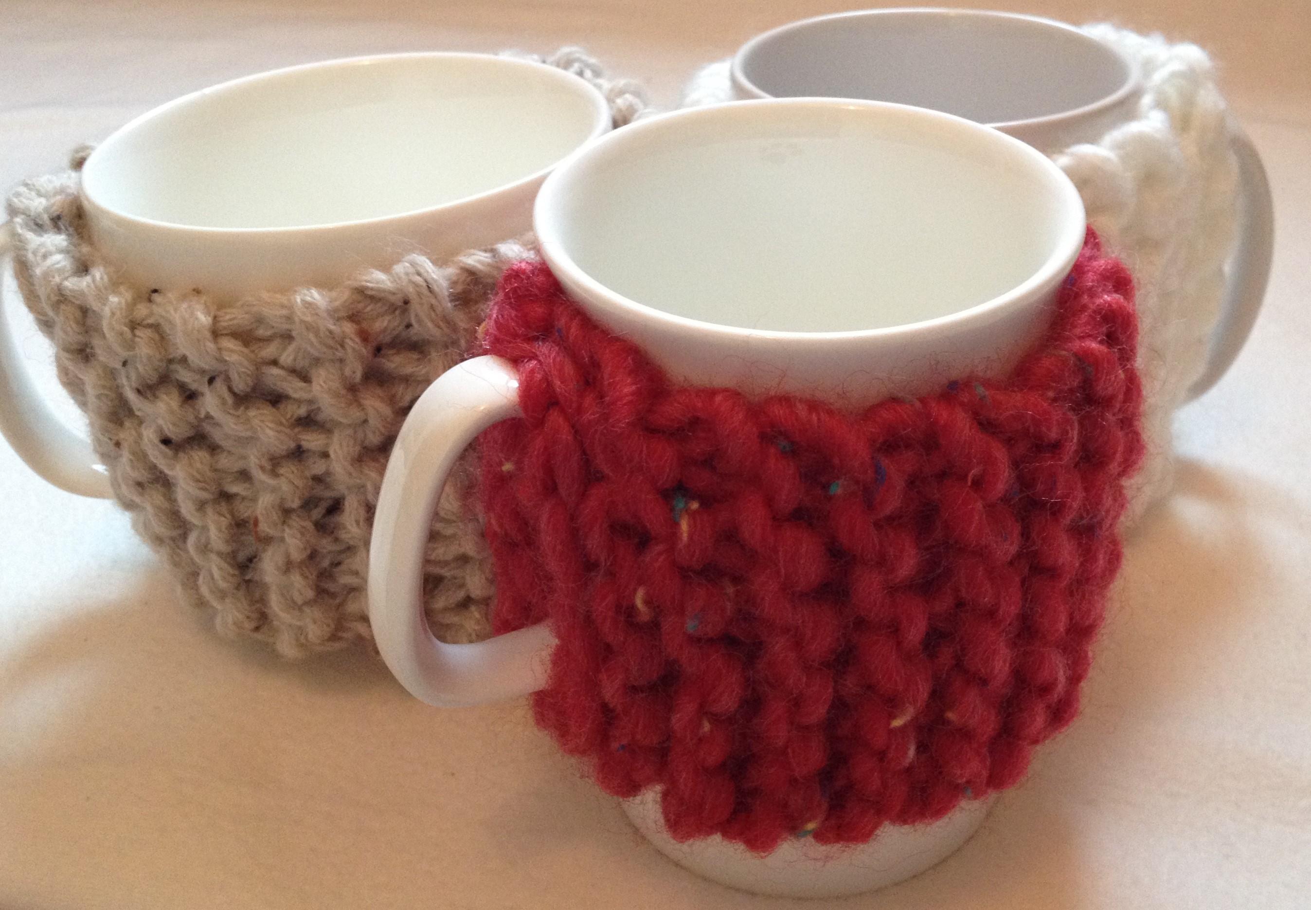 Make mug cosy
