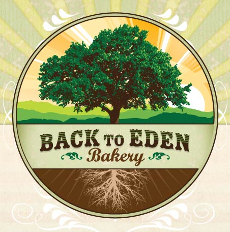Back to Eden Bakery logo