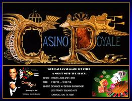 CASINO ROYALE - A NIGHT WITH THE STARS