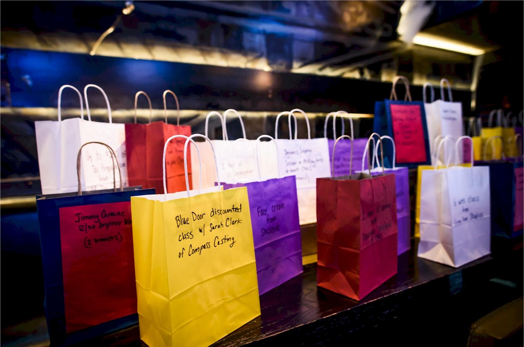 Raffle Bags