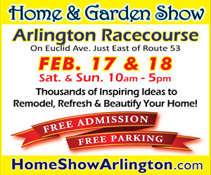 Chicago Home And Garden Show Tickets Sat Feb 17 2018 At
