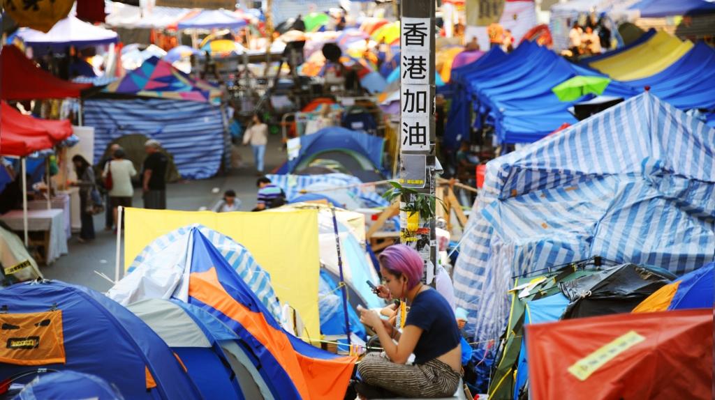 Movement Tents