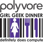 Polyvore Bay Area Girl Geek Dinner