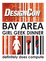 Bay Area Girl Geek Dinner : Sponsored by DesignCon, Santa ...